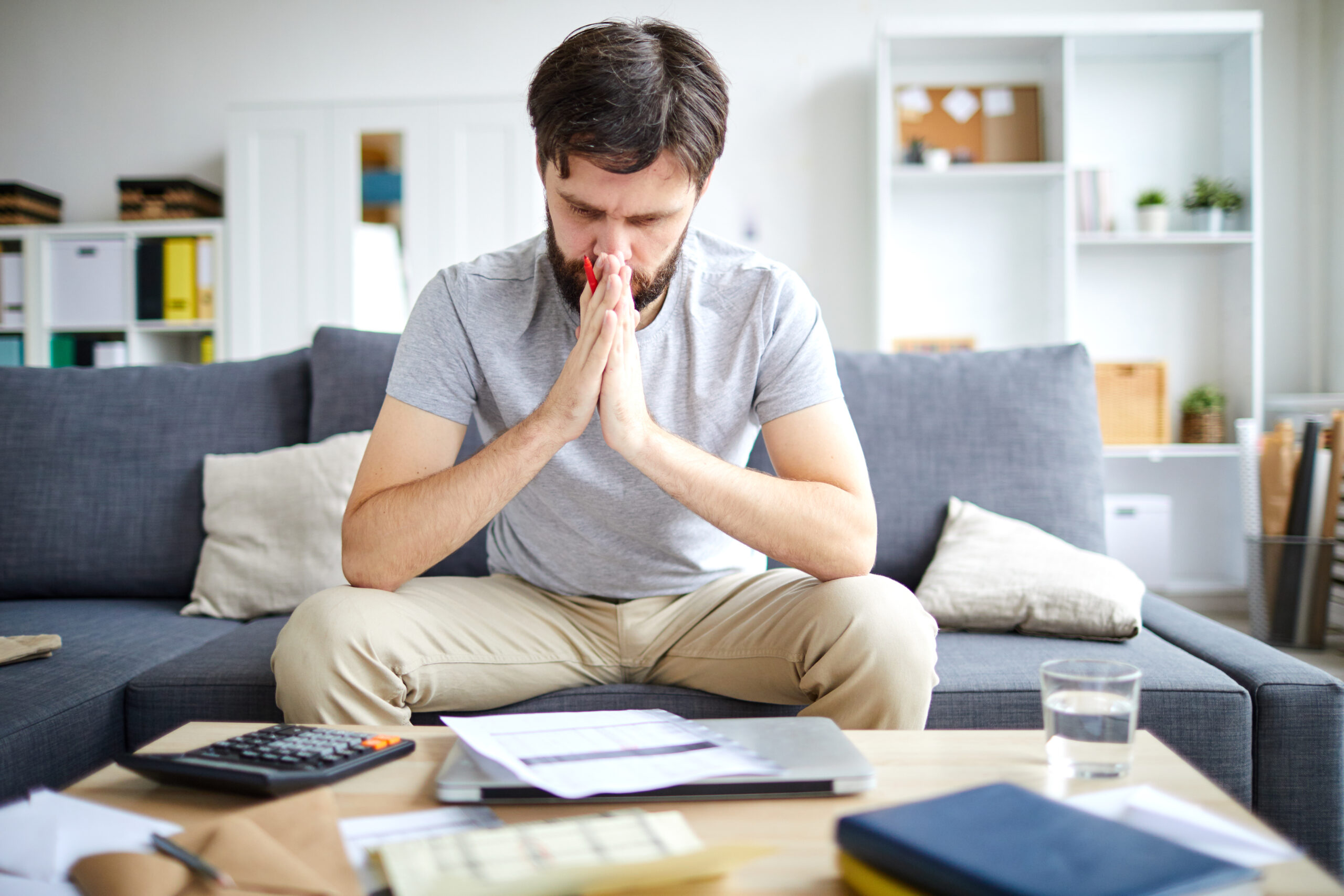 Four Common Tax Return Mistakes That Could Get You in Trouble with the IRS
